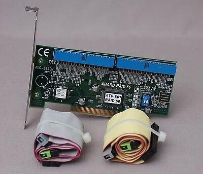 Acard Ultra ATA 66 + RAID PCI Adapter for Apple Power Macintosh Computers