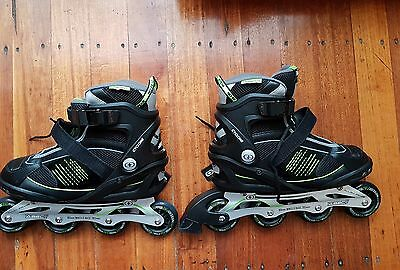 No Fear Rollerblades/inline skates size 11UK (46) RRP $106+