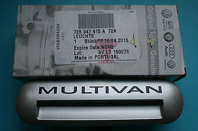 Genuine Volkswagen Vw T5 Multivan Side Step Light Lamp 7E5947415A72A