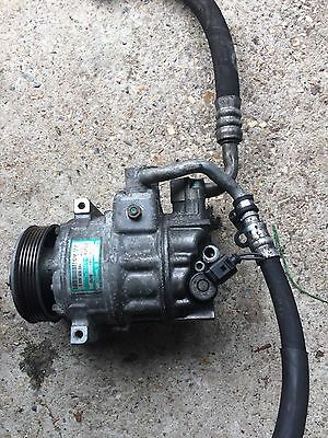 Air conditioning compressor Audi A3 8P 2004 (from a 3 door)