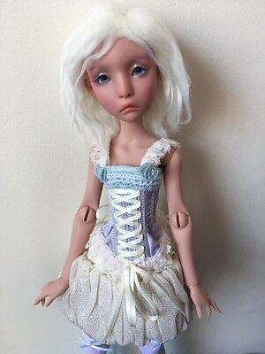 Lillycat Cerisedolls Limited Manon Full Set Face Up By Lillycat Bjd Msd + Extras