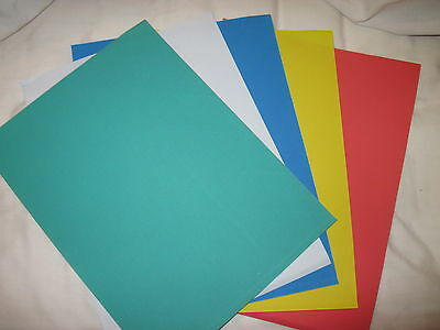 A4 Colour Tracing Carbon Paper Sheet Washable Sewing Tailor Craft Dressmaking x5