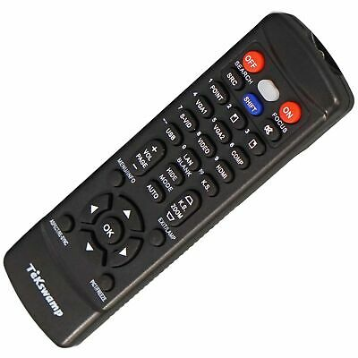 EZ COPY Projector Remote for Hitachi CP-WX4021N CP-WX5021N CP-X4021N