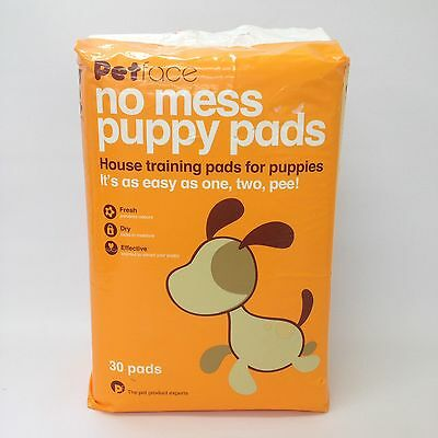 Petface No Mess Puppy Pads For House Training Puppies