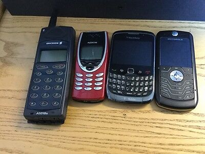 Job Lot Mobile Phones