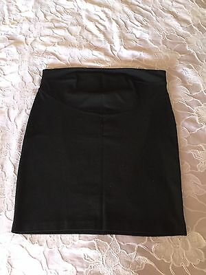 Sussan Maternity Skirt Size M/12 Black