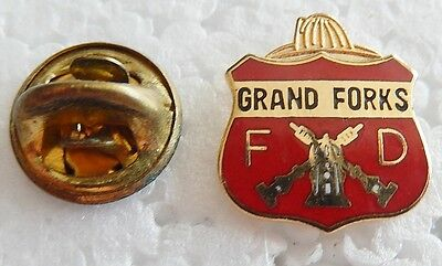 Grand Forks BC Fire Department Pin