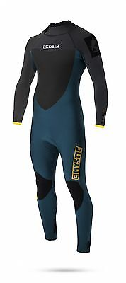 Mystic Majestic 5/3 Bzip Orange Men's Wetsuit 2017 Size: M-XXL