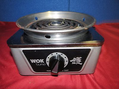 Hamilton Beach Scovil Wok Burner
