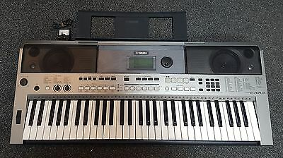yamaha psr e443 61 key arranger synthesizer keyboard. Black Bedroom Furniture Sets. Home Design Ideas
