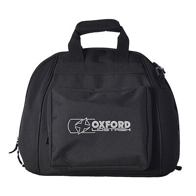 Oxford Lidstash OL260 OXFORD HELMET BAG Crash Helmet Bag Motorcycle Helmet Bag