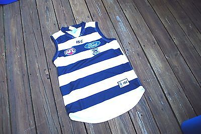 Geelong Cats Australian FB League  Adult 2XL Jersey
