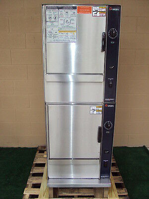 Groen Ssb5G Gas  Convection Steamer/w New H20 Filter System! ! !