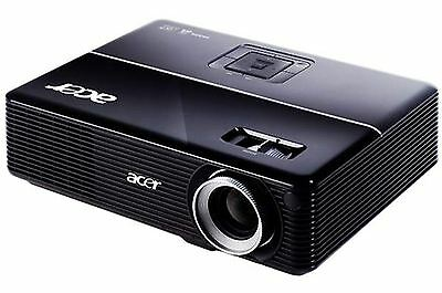 Acer P1303W DLP HDMI Projector 3100 ANSI Lumens |Spares & Repairs