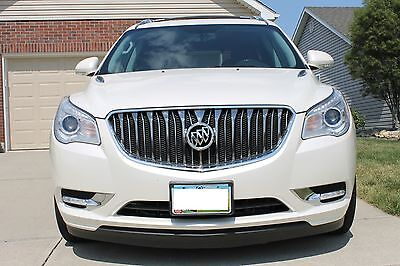 2013 Buick Enclave Premium 2013 Buick Enclave AWD Premium Package All Options