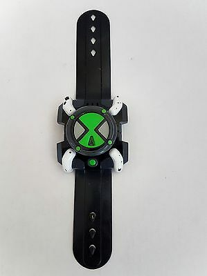 Ben 10 OMNITRIX FX TOY WATCH with Lights & Sounds by Bandai - Ten - 2006