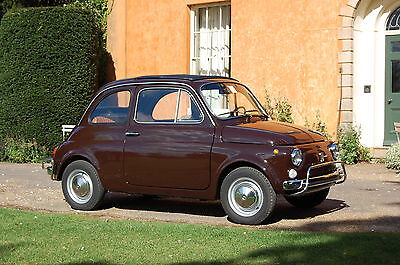 1970 FIAT 500L - Stunning Car! THE BEST AVAILABLE! Restored at Huge Expense!