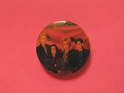 "The Cult Vintage Button Badge Pin Uk Import  ""group"""