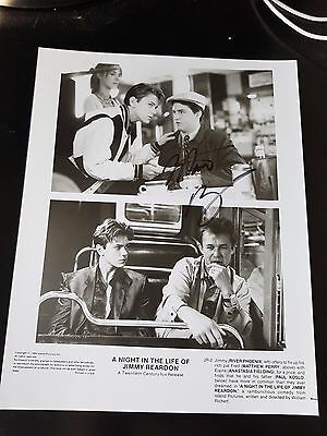 Matthew Perry Actor Signed Autographed 8x10 Photo w/coa