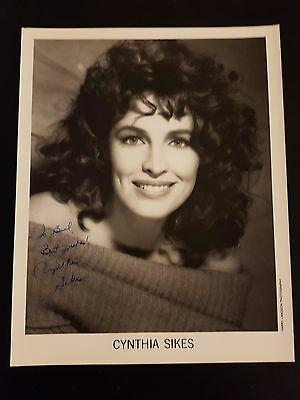 Cynthia Sikes Actress Blade Runner 2049 Signed Autographed 8x10 Photo w/coa