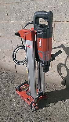 Hilti DD130 Diamond Drilling Set Up, Drill Rig, Core Drilling,GWO