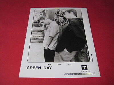 GREEN DAY  10 x 8 inch promo photo photograph #F045_2876