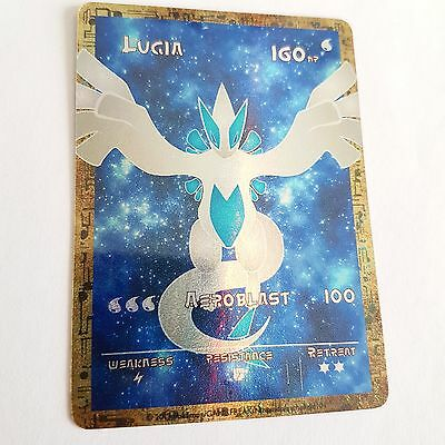 Lugia Ancient Full Art Custom/ Selfmade Pokemon Card/ Lugia Full Art Karte