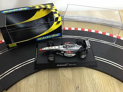 Scalextric Car Mercedes McLaren No2 David Coulthard C2261 Boxed