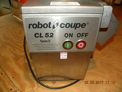 Robot Coupe CL52 Series D