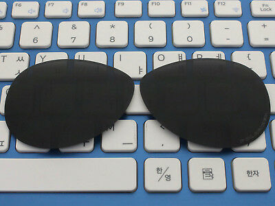 Replacement Black Polarized Lenses for Feedback Sunglasses OO4079