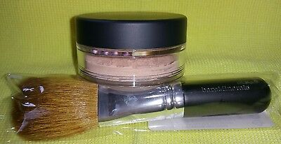 Bare Minerals Hydrating Mineral Veil 6G & Flawless Face Brush Both New & Sealed