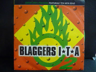 """Blaggers I-T-A """" Oxygen """" Ex+ Cond.in Pic Sl."""