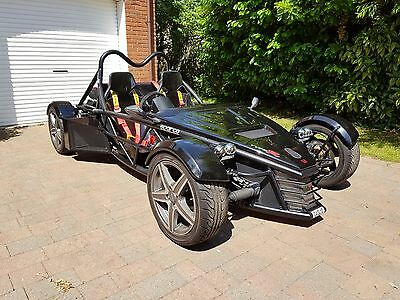 MEV Rocket Type R - Exclusive One of a Kind (like Ariel Atom but quicker)