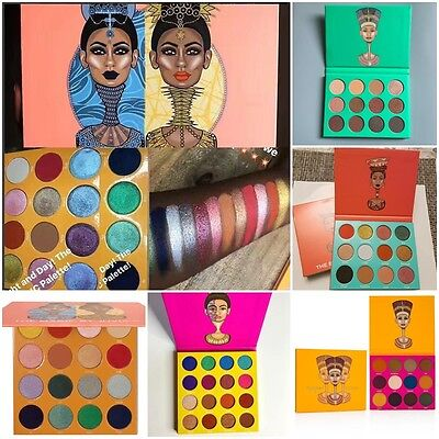 UK New JUVIA'S PLACE The Nubian 2nd Edition Palette Pro Eyeshadow Palette Makeup