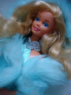 Vtg Barbie SUPERSTAR 80s DOLL & CLOTHES Lot MAGIC MOVES 1985 2126