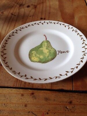 Marks And Spencer Pear Fruit Side Plate