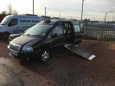 Fiat Scudo 2006 Tw200 2.0Hdi ,56 Reg Plate M1 Approved