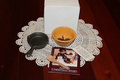 American Girl Doll Addy's RET & RARE Sweet Potato Pudding Kit, Pleasant Co. NIB!