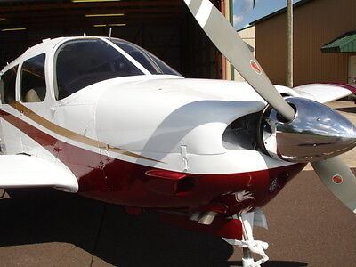 No Reserve 1970 Piper Arrow 200 P28R200  Ifr Low Low Time Not A Trainer
