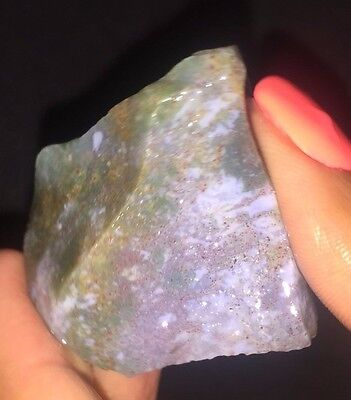 183.10 ct Moss Agate loose rough gem