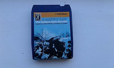 8 Track player The golden gate quartet o happy day