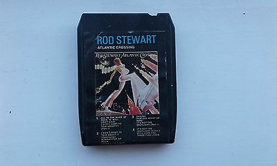 8 Track cartridge Rod Stewart Atlantic crossing 1975