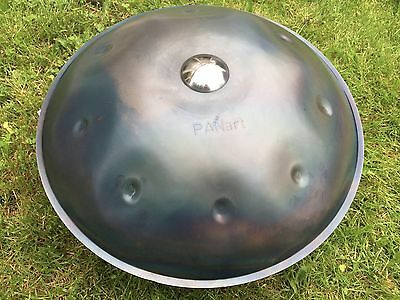 *VERY RARE* 1st Generation PANArt hang drum * Aeolian A3  * IN TUNE