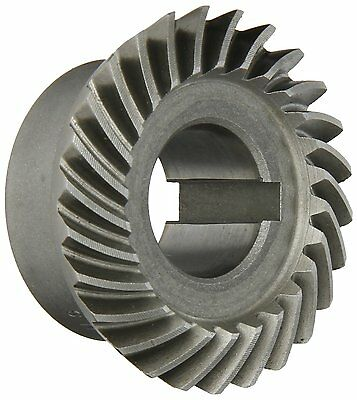 "Boston Gear SH142-G Spiral Bevel Gear, 2:1 Ratio, 0.750"" Bore, 14 Pitch"