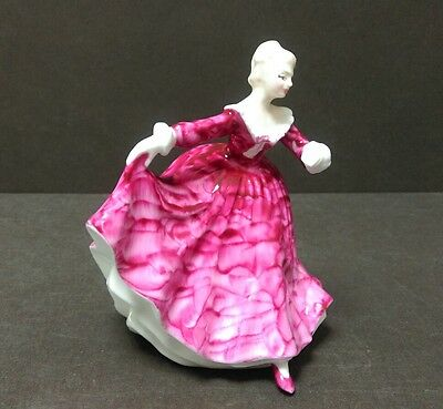 Royal Doulton ' Kirsty ' Miniature Figurine HN 3213. Excellent condition. 1970