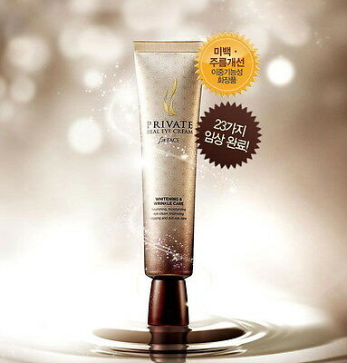 A.H.C PRIVATE Real Eye Cream for Face 30ml (Aesthetic Hydration Cosmetics) +Gift