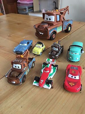 Disney Cars - die cast car collection