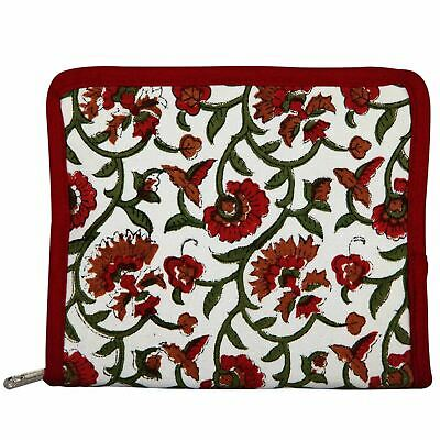 KnitPro Hand Block Printed Interchangeable Knitting Needle Case