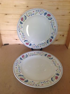 BHS Priory Serving Plates x 2.