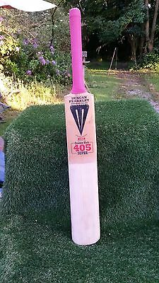 Duncan Fearnley 405 Super Bat. Adult's SH. Used. Weight 2'12. English Willow.